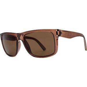 ELECTRIC SWINGARM Mono Bronze w/ POLARIZED Bronze Lenses Sunglasses $140