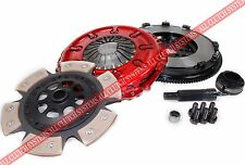 WINNING® CLUTCH HIGH PERFORMANCE STAGE 3 KIT+STEEL FLYWHEEL AUDI A4 1.8l Turbo