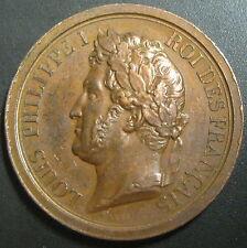 Louis Philippe Ier - L'ARMEE AU DUC D'ORLEANS PRINCE ROYAL 1842 - Signée BARRE