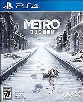 Metro Exodus (Sony PlayStation 4, 2018)