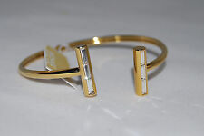 Michael Kors  gold tone Midnight flex Bracelet NWT $95