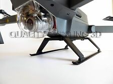 SALE ! DJI MAVIC PRO Landing Skid Legs protect raised - Black