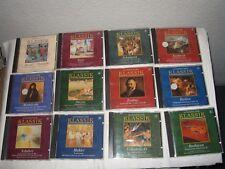 17 Klassik CD's top erhalten