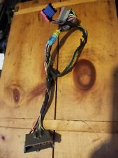 1993-1995 Ford Taurus SHO Back Of Stereo Wire Harness