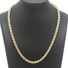Kordelkette 333 Gold Kette 8 Kt Gelbgold Goldkette 9,0 Gramm 43,0 cm Wert 630,-