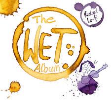 Kidcat Lo-Fi : The Wet Album CD (2017) ***NEW***