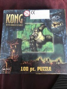 'Kong The 8th Wonder Of The World' -  100 Piece Jigsaw Puzzle