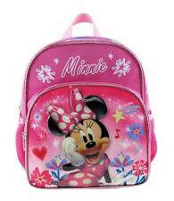 "Minnie Mouse 10"" Mini Backpack - Nice Day A17265"
