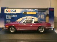WOW SUPERB NEW RARE VANGUARDS 1/43 1973 TRIUMPH STAG MK 2 RIGHT HAND DRIVE NLA