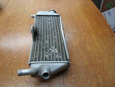 YZ 250F YAMAHA * 2001 YZ 250F 2001 RADIATOR RIGHT