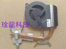 for HP CQ42 G42 G62 CQ62 CPU cooling heatsink with fan 606610-001 617623-001 DSC