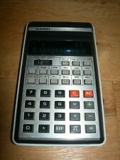 Casio FX-21 Scientific Calculator. vintage retro 1980s.  Working.