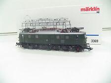 MÄRKLIN H0 3369 E-LOK BR 1118 GRÜN der ÖBB B2158