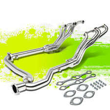 Exhaust Header Manifold w/Y-pipe for Chevy GMC C/K 1500 2500 3500 Tahoe 92-00