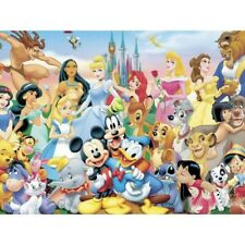 5D Full Drill Diamond Painting Disney Cartoon Cross Stitch Kits Arts Decor Gifts