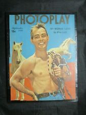 Vintage Movie Magazine - Photoplay September 1948 Alan Ladd The Woman I Love