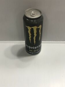 Monster Energy Drink M-80 24oz Full Can Sku 028