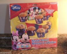 Mickey Mouse Clubhouse Snack Cupcake Stand