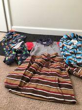 Toddler Boys Clothes Sz 4T/5T Lots 6 Pcs Jacket Top Sleeper
