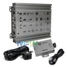 ZAPCO ASP-4X 2/3/4-Way AUDIOPHILE GRADE CAR AUDIO ELECTRONIC CROSSOVER ASPX4 X4