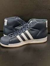 ADIDAS ORIGINALS PRO MODEL BY4171 COLLEGIATE NAVY BLUE/RUNNING WHITE/GUM SOLE