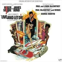 OST - MCCARTNEY PAUL - WINGS - MARTIN GEORGE - LIVE AND LET DIE NEW VINYL RECORD