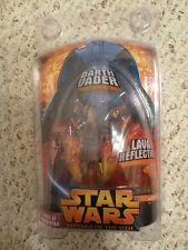 Nib Star Wars Revenge of the Sith Darth Vader Duel at Mustafar In Case (2005)