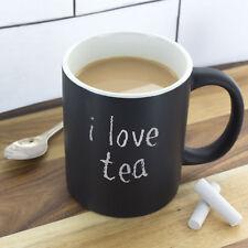 Lavagna Tazza di ceramica novità tè caffè tazza