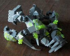 Nice Gently Used Mixed Lot of Lego Pieces, Partial Robot Monster Set VG COND