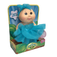 "New Cabbage Patch Kids DANCE TIME Doll 9"" Alejandra Teresa Kim 10th NWT"