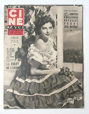 CINE-REVUE 23 mai 1952 AVA GARDNER RITA HAYWORTH GLENN FORD WALT DISNEY WELLES