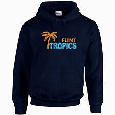 155 Flint Tropics Hoodie jersey funny semi pro basketball costume movie sports