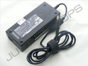 Véritable Original Toshiba Satellite A60-S156 A60-S166 AC Chargeur Électrique