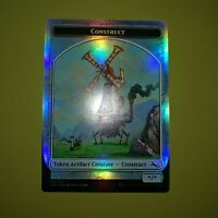 FOIL Construct Token x1 Unstable 1x Magic the Gathering MTG