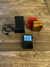 MINT Astell & Kern AK120 Audio Player HiFi w/bluetooth, w/Dock