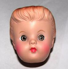 Vtg 1950'S Little Girl Dolls Head Replacement Repair, Doll Making Craft Supplies