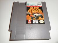 VINTAGE ORIGINAL NINTENDO NES OFF ROAD TRUCK VIDEO GAME 4 PLAYERS CAN PLAY