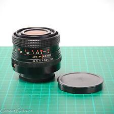Carl Zeiss Jena 35mm f/2.4 Flektogon MC DDR Lens for Pentax M42 Screw-Mount
