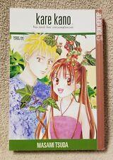 KARE KANO His and Her Circumstances MANGA Volume 11 Masami Tsuda TOKYOPOP 2004
