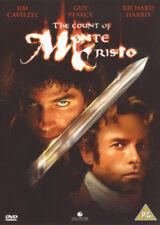 The Count of Monte Cristo DVD (2003) Jim Caviezel