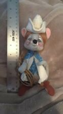 New listing Collectable Stuffed Cowboy Mouse