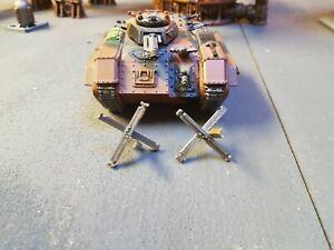 Tank Traps- warhammer 40k, Killteam, necromunda