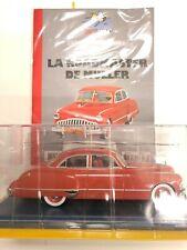 en voiture Tintin n23 la roadmaster de muller 1/24 NEUF JAMAIS OUVERT moulinsart