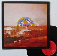 """Vinyle 33T Robert Wyatt  """"The end of an ear"""""""