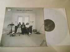 LP Pop Jimmy Patrick - You Are My Audience (11 Song) JETON / Direktschnitt Ltd
