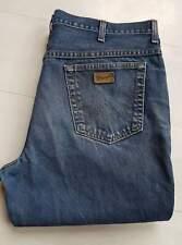 Wrangler Texas Mens W40 L32 Blue Jeans