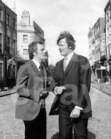 The Persuaders (TV) Tony Curtis, Roger Moore 10x8 Photo