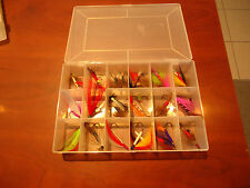 Large Plano Box Of Fishing Flies
