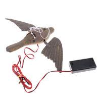 Outdoor Hunting Decoys Flying Bird Decoy Eagle Decoy Flocked Magpie Decoy