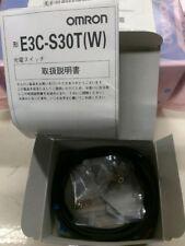 Omron E3C-S30T Photoelectric Switch UIC 48697801 Sensor Thru-Beam *NEW*
